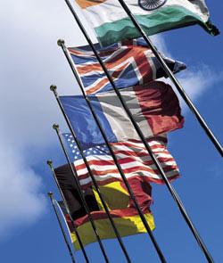 Landvlaggen
